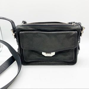 NEW!! RAG AND BONE SMALL FIELD MESSENGER BAG.